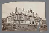 View of the Royal Infirmary in Newcastle upon Tyne