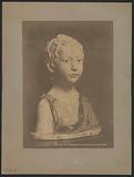 Bust by Luca della Robbia