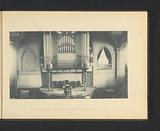 Interior of the Pawtucket Congregational Church at Lowell