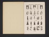 25 portraits of Germaine Gallois, Crozet, Bernier and Anna Held