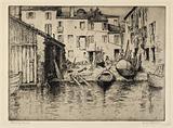 Boat Shop, Venice