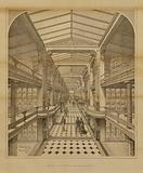 Model Hall of the United States Patent Office, Washington, D C