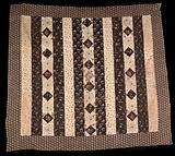 Pieced Quilt (Strips)
