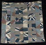 Untitled (String Quilt with Bars)