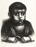 Boy with Fork