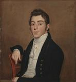 Portrait of Mendes Cohen