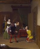 The Merry Wives of Windsor: Dr Caius, Simple and Dame Quickly