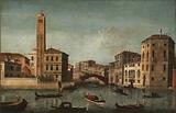 Scene on the Grand Canal, Venice
