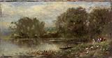 "Landscape Called ""The Acorn"""