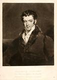 Portrait of Washington Irving, Esqr