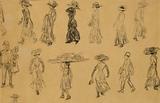 Figure Sketches No 2