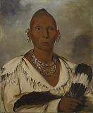 Múk-a-tah-mish-o-káh-kaik, Black Hawk, Prominent Sac Chief