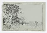 Untitled (Tree with House)