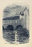 Pulteney Bridge, Bath – Twilight