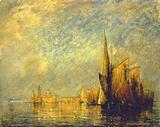 Sunset, San Giorgio, Venice
