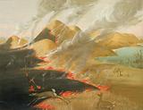 Prairie Bluffs Burning