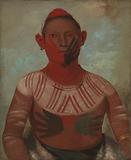 I-o-wáy, One of Black Hawk's Principal Warriors