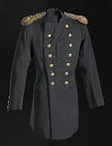 US Army M-1879 junior officer's dress coat worn by John Hanks Alexander