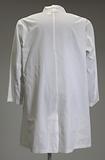 White lab coat worn by Dr. Ben Carson.