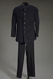 Uniform coat owned by Pullman Porter Robert Thomas