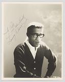 Photograph of Sammy Davis Jr