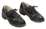 Tap shoes used by Sammy Davis Jr