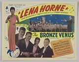Lobby card for The Bronze Venus
