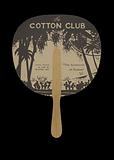 Fan from the Cotton Club