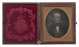 Daguerreotype of William Lloyd Garrison