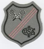 Patch for the International Lawn Tennis Club of the United States