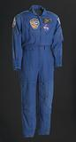 Flight suit worn by Charles F. Bolden during his first spaceflight.