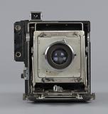 Camera used by Teenie Harris
