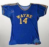 Basketball jersey for Lockland Wayne High School