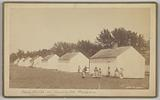Negro Cabins on Kenilworth Plantation