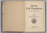 Infantry Drill Regulations: United States Army 1911
