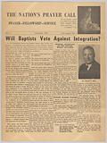 The Nation's Prayer Call Vol. 2 No. 4.
