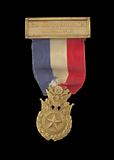 World War I Gold Star Mothers Pilgrimage Medal issued to Mrs. Margaret A. Neal.