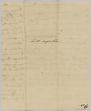 List of enslaved persons hired out by AB Rouzee for the year 1812