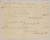Record of taxable property, including enslaved persons, owned by Rouzee estates