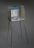 Voting machine used in the 2000 Presidential election