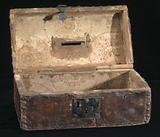 Money box used by Bishop Richard Allen