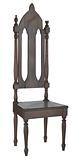 Chair from the Prince Hall Grand Lodge of Massachusetts