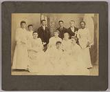 Class of 1892 Oberlin Academy Preparatory School