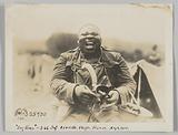 """""""Big Nims"""" – 366 Inf. Ainvelle, Vosges, France, Aug 8, 1918."""