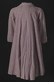 Lavender tweed swing coat designed by Arthur McGee