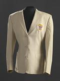 Wightman Cup blazer worn by Althea Gibson