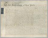 Deed of sale including 237 enslaved persons in transaction