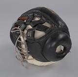 Boxing headgear worn by Muhammad Ali