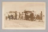Scene from Tulsa Race Riot June 1st 1921
