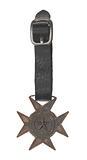 Bronze African Redemption Medal of the Universal Negro Improvement Association